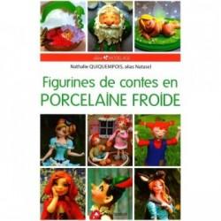 Livre Natasel 10 figurines de contes en WePAM