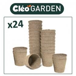 Pots pour CléoGarden