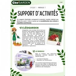 Support d'activités - Cycle 1