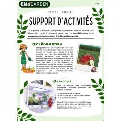 Support d'activités - Cycle 3