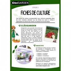 Fiches de culture - Cycle 2