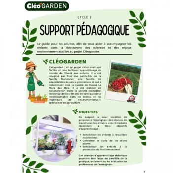 Support pédagogique - Cycle 2