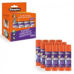 Boîte de 12 Cléostick Purple