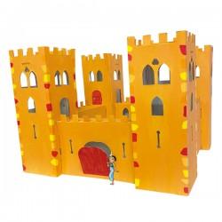 Mon château fort à décorer