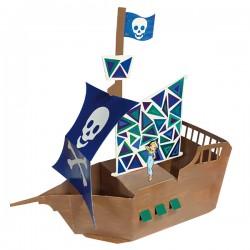 Mon bateau à décorer